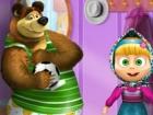 マーシャと熊の着せ替え